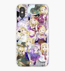 Mari Ohara collage; Love Live iPhone Case/Skin