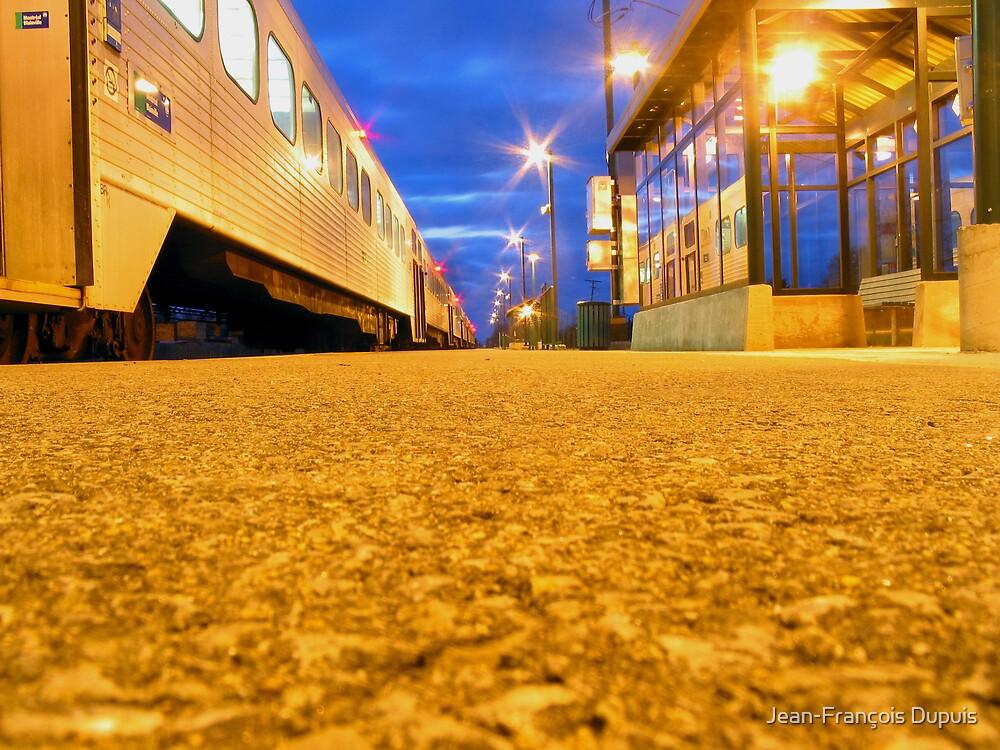 train station by Jean-François Dupuis