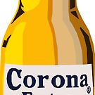 Corona Bottle by KnightsOfShame