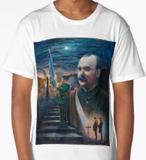 General Connolly, The Rising' of the moon Long T-Shirt