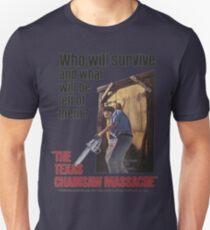Texas Chainsaw Massacre Movie Poster T-Shirt