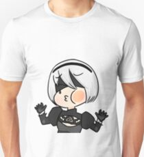 NieR: Automata 2B T-Shirt