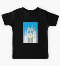 Small World Illustration Kids Clothes