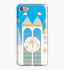 Small World Illustration iPhone Case/Skin