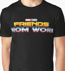Friends From Work Graphic T-Shirt