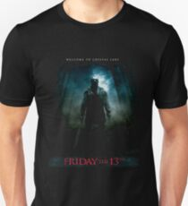 Friday The 13th Movie Poster (2009) Unisex T-Shirt
