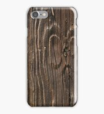 Weathered Wood  iPhone Case/Skin