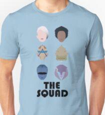 Mass Effect The Squad Unisex T-Shirt