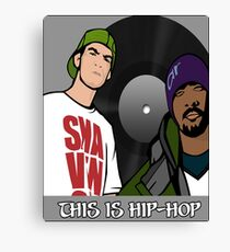 This is Hip Hop Canvas Print
