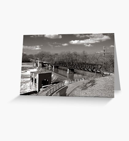 Rock Island and Western Railroad Greeting Card