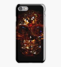 Day of the Dead Death Mask iPhone Case/Skin