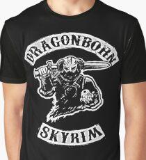 Skyrim - Dragonborn Graphic T-Shirt