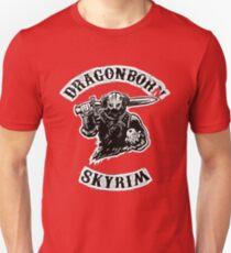Skyrim - Dragonborn Unisex T-Shirt
