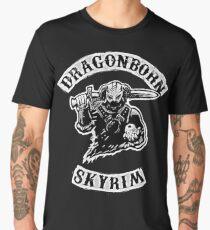 Skyrim - Dragonborn Men's Premium T-Shirt