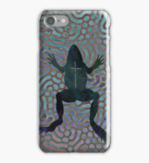 Beau the Frog  iPhone Case/Skin