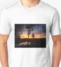 January 2017 and Cory's Lighthouse Unisex T-Shirt