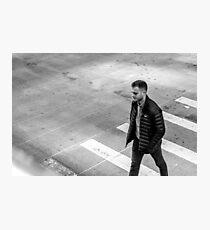 Crosswalk Photographic Print