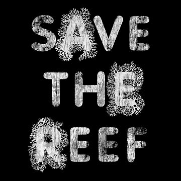 Save the Reef by f22design
