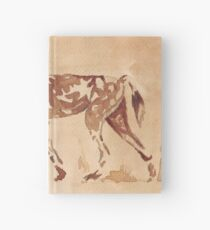 Painted Dog - African Wild Dog Hardcover Journal