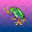 Peace Frog by Daniel Ranger