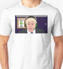 Boris Johnson lets play Unisex T-Shirt