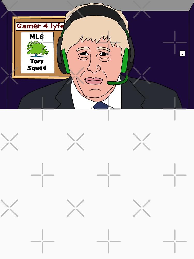 Boris Johnson lets play by Tom33342