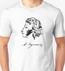 Pushkin - Self Portrait Unisex T-Shirt