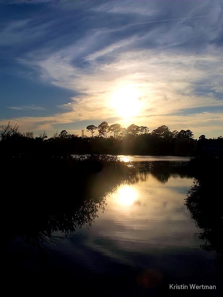 Sunset # 2 by Kristin Wertman