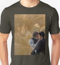 Outlander/Jamie and Claire Fraser Unisex T-Shirt