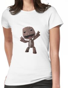 Little Big Planet Womens Fitted T-Shirt