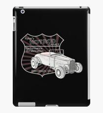 Rykers Hot Rod Garage iPad Case/Skin