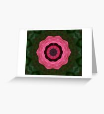 Breast Cancer Awareness Greeting Card