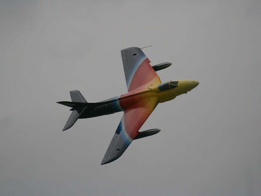 Hawker Hunter  by PhilEAF92