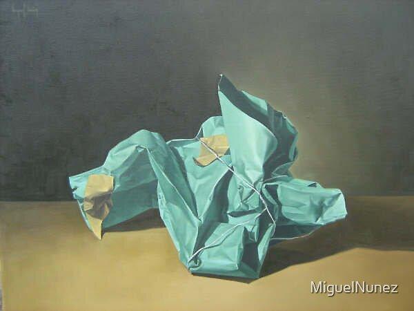 """'envoltura desgarrada"""" by MiguelNunez"""