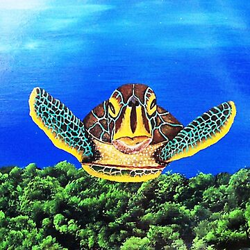 "Aloha..........""Honu'ea Sean""........""SLOW MOVER"" by kjgordon"