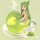 Green Tea Mermaid by Julia Blattman