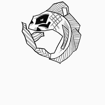 Koi Fish Black - Single by Camgallax