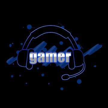 Gamer - Headphones by GeekyAngel