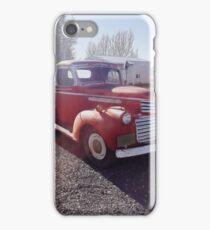 Jimmy Boy iPhone Case/Skin