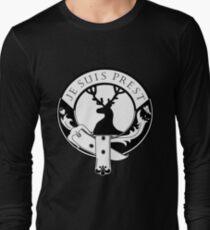 Je Suis Prest Stag Long Sleeve T-Shirt
