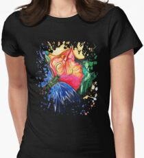 Butterfly Life Womens Fitted T-Shirt