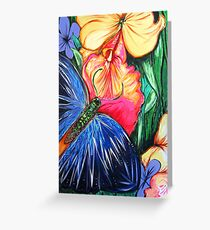 Butterfly Life Greeting Card