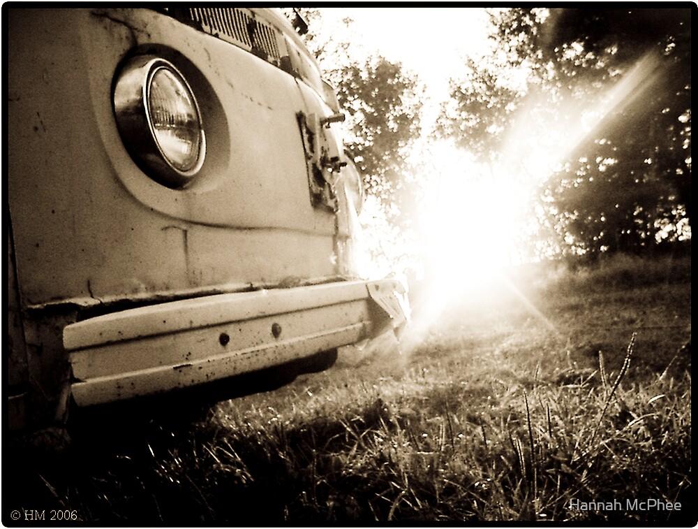 Volkswagon by Hannah McPhee
