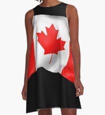 Canada A-Line Dress