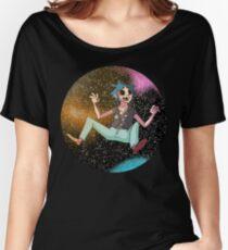 Gorillaz - Saturnz Barz 2D Women's Relaxed Fit T-Shirt