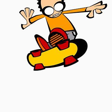 Skate by pingoo