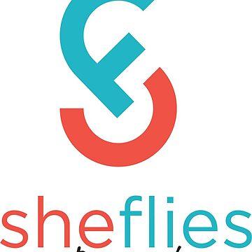 She Flies Logo by SheFlies