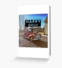 Happy Father's Day- Jimmy Boy Greeting Card