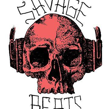 Savage Beats by rafbanzuela