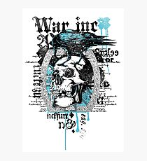 War Islands Photographic Print